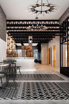 Best Urban Hotels 2014: the shortlist | Travel | Wallpaper* Magazine / Praktik Bakery, Barcelona, Spain