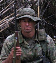 """Charles Benjamin """"Chuck"""" Mawhinney, USMC sniper Vietnam - most confirmed kills"""