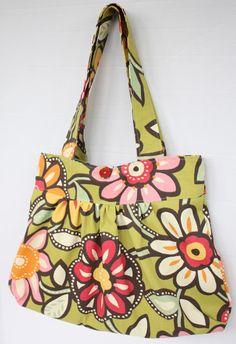 Handmade Shoulder Bags Pinterest 93
