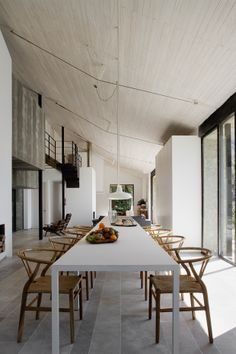 Combinació de sostres i espais