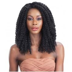 Model Model Lace Front Wig JAMAICAN TWIST