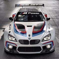 BMW M6 GT3 - This is the car 4 Andrea Grianti !  :-) When at least a Project Cars version ?