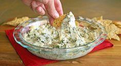 Kale and Artichoke dip recipe???