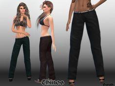 Bereth's Pants,Chinos.