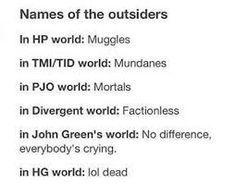"""Képtalálat a következőre: """"Harry potter the mortal instruments percy jackson the hunger games"""""""