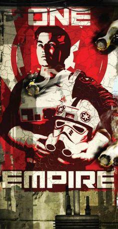 Shea Hublin - Star Wars Poster - Ideas of Star Wars Poster - - Star Wars Empire Propaganda Star Wars Pictures, Star Wars Images, Star Wars Fan Art, Star Wars Painting, Star Wars Gifts, Star Wars Poster, Love Stars, Vintage Posters, Starwars