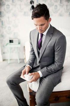 25 Sumptuous Plum Wedding Inspirational Ideas | Weddingomania
