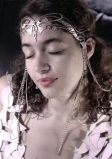 Elven Wedding Diadem