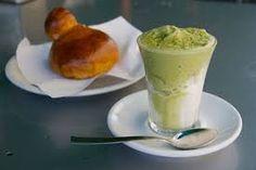 The best of every breakfast I had: Granita al pistacchio con la brioche!