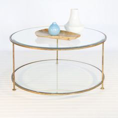 Clara Coffee Table Collection, BLOOM by Anuschka