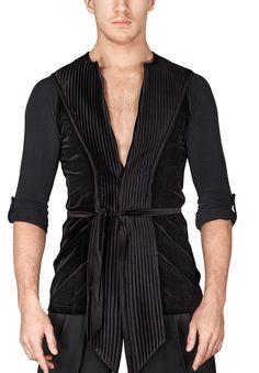 DSI Tom Mens Latin Shirt 4064 | Dancesport Fashion @ DanceShopper.com