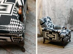REVIVE UPHOLSTERY & DESIGN - oh how I want this amazing chair!