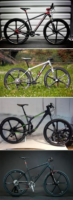Las exclusivas ruedas de Bike Ahead Composites, disponibles en España de la mano de Alpcross