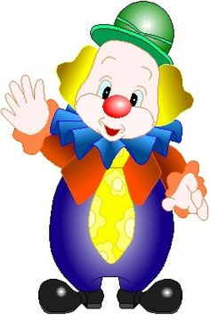 clowns.quenalbertini: Circus - ClipArt | Photo, author Iriška ...