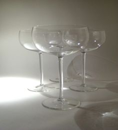 Champagne Coupes   eBay