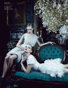 Best In Class by Emma Summerton for W Magazine