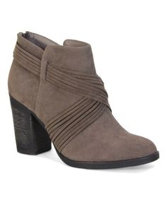 Look what I found on #zulily! Taupe Monopoly Bootie by Bamboo #zulilyfinds