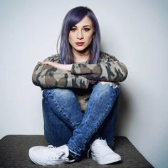 Skillet's Jen Ledger Shares How to Have Faith Over Fear Faith Over Fear, Have Faith, Parting The Red Sea, Jen Ledger, Grit And Grace, Popular Articles, Overcoming Anxiety, Perfect People, Feeling Sick