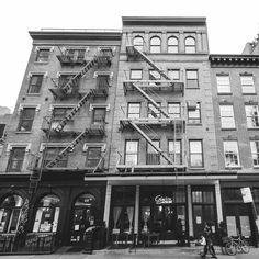 Gigino Trattoria Restaurant on Greenwich Street, New York