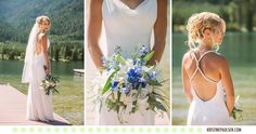 Tying the Knot in Montana - Lauren and Thad's Troy, Montana Wedding - Photos by Kristine Paulsen Photography