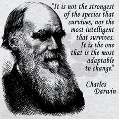 Survival - Charles Darwin