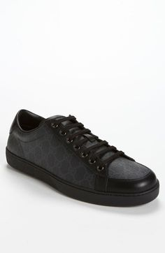 how to clean black leather sneakers