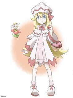 Cute Pokemon Trainer
