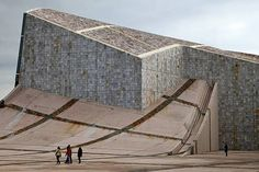 Peter Eisenman, City of Culture, Galicia, Spain