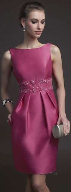 Pink Aire Barcelona Dress.