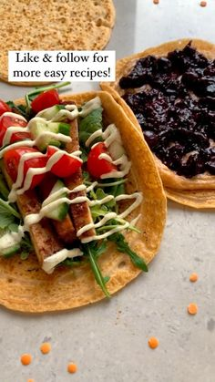 Lunch Snacks, Healthy Snacks, Healthy Eating, Comidas Fitness, Whole Food Recipes, Cooking Recipes, Vegetarian Recipes, Healthy Recipes, Vegan Foods
