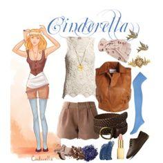 Dressing Like A Modern Disney Princess: Cinderella