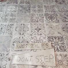 Hidraulic Tiles By Porcelanosa Antique Silver Http