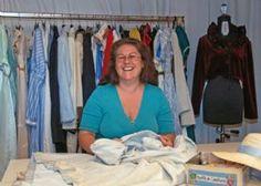 EXPATS IN FLORENCE :: Margarita Martinez A costume designer celebrating Jane Austen in Florence