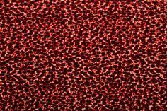 Soft Cheetah - Robert Allen Fabrics Lacquer Red