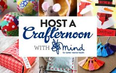 Host A Crafternoon With Mind