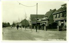 Buurtlaan-West ca.1945