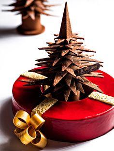 Wow ces 29 bûches de Noël sont magnifiques mais... hors de prix ! On peut quand même rêver...
