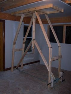 can you build your own drywall lift?....done!-