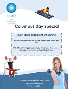 Columbus Day Special! Columbus Day, Sports Nutrition, Weight Loss, Wellness, Pure Products, Children, Young Children, Boys, Losing Weight