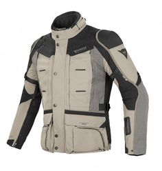 Dainese D-Explorer Gore-Tex Jacket Peyote Black Taupe Short - 44 Euro 2f02472b7839