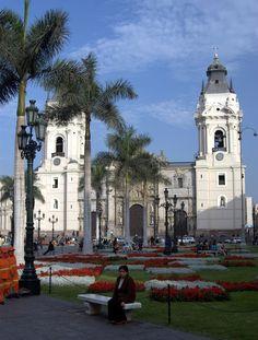 CATEDRAL DE LIMA PERU