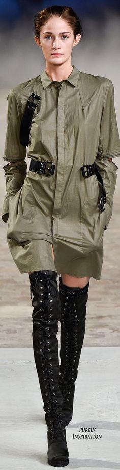 A.F. Vandevorst SS2015 Women's Fashion RTW | Purely Inspiration