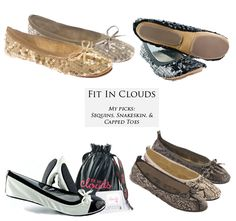 My Style: Fit in Clouds Flats (from The Brunette One)