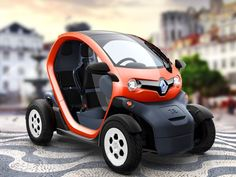 Tour of Twizy 100% Electric in Lisbon - Discover the City of the 7 Hills #travel