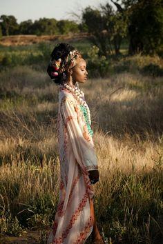 Noiva com Classe: Vestidos da África: noivas, mães, madrinhas e convidadas