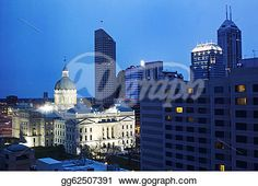 """""""State Capitiol Building in downtown Indianapolis"""" -Indiana Stock Photo from gograph.com"""" -Indiana Stock Photo from gograph.com"""