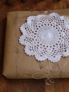 innovart en crochet: Bellezas en crochet