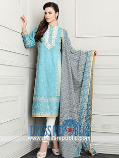 31 Best Mausummery Eid Line Embroidered Lawn Suits