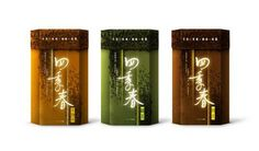 Packaging of the World: Creative Package Design Archive and Gallery: Four Seasons Chinese Tea