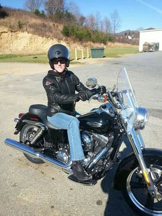 Fall 2014 Riding the back roads in Danbury, NC!